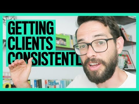 Getting Clients Consistently