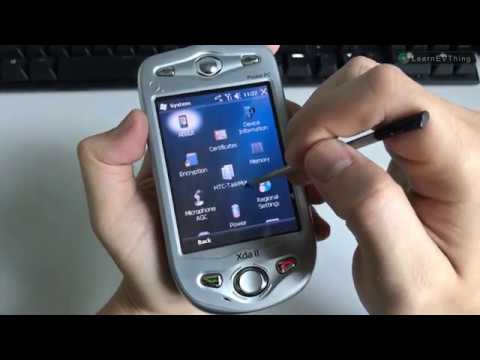 The Real Monster Pocket PC in 2003 - O2 XDA II Himalaya