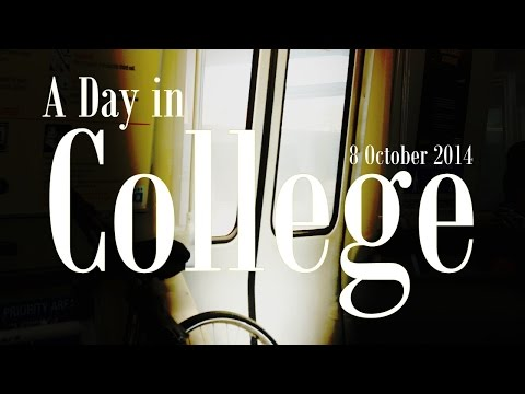The Commuter's Life (One Day in College)