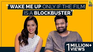 Prabhas & Shraddha Kapoor Interview with Anupama Chopra | Saaho | Film Companion