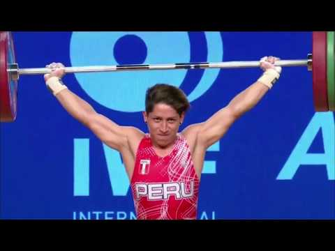 Men's 56 kg A Session Snatch - 2017 IWF Weightlifting World Championships (WWC)