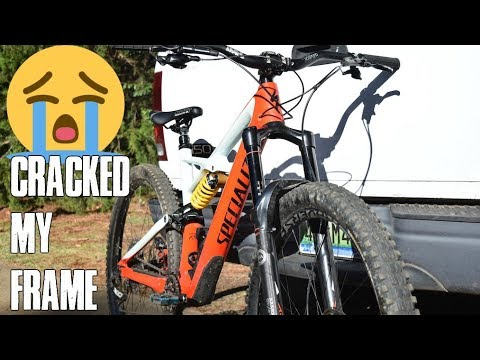 I Cracked My Frame, South East Trail Tour, Channel Updates | Trail Talk
