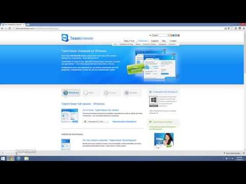 How To Use: TeamViewer