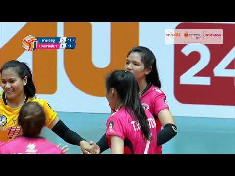 Xxx Mp4 CP Volleyball Thailand League 2020 Highlight อาร์เอสยู วีซี พบ นครราชสีมา เดอะมอลล์ วีซี 26 1 2020 3gp Sex