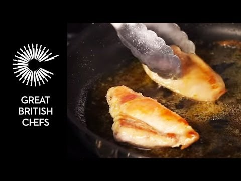 How to pan-fry a chicken breast