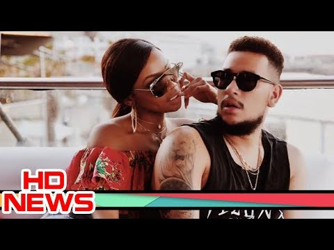 AKA disses Bonang 'I waited for 2 years to see you without a weave' AKA beyonce video