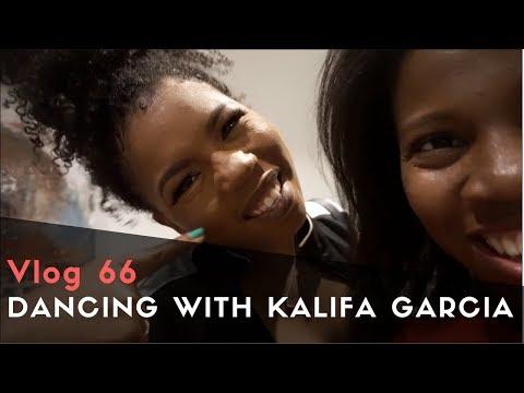 Xxx Mp4 The Day I Danced With Kalifa Garcia Vlog 66 3gp Sex