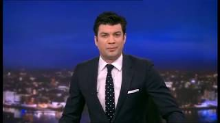 BBC News 11 March 2018