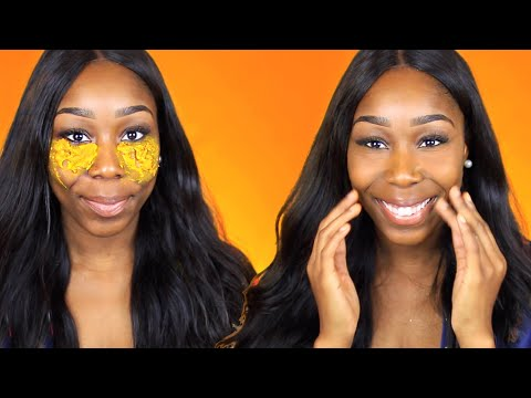 DIY: How To Get Rid Of Dark Circles and Bags Under Eyes Fast! Pt. 2!