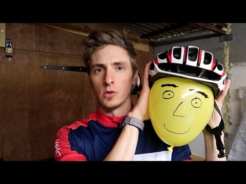 How To Fit A Cycling Helmet Correctly | WHAT HAPPENS IF YOU DON'T!