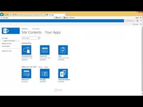 SharePoint 2013 - Intro to Surveys