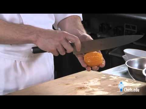 Supreme and Segment Oranges - Le Cordon Bleu