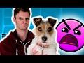 Download MY DOG MADE ME FAIL! | Geometry Dash #2 MP3,3GP,MP4