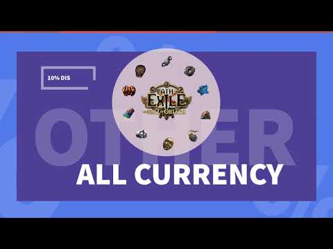 Buy POE Currency For Chaos Orb/Exalted Orb On R4PG.com
