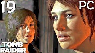 Rise Of The Tomb Raider Walkthrough Part 19 - The Acropolis & Rescuing Sofia
