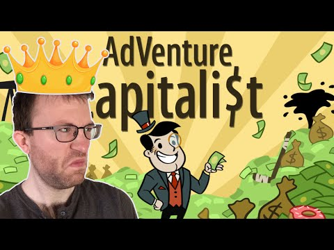 AdVenture Capitalist Walkthrough - Expensive Angels - iOS and PC