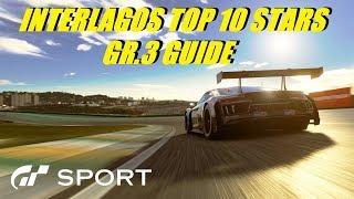 GT SPORT hotlap VW Beetle gr 3 @ Interlagos 1:28:545 - The