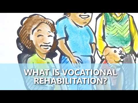Working with Indiana Vocational Rehabilitation Services