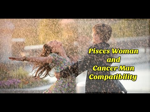 Pisces Woman and Cancer Man Compatibility