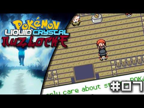 Pokémon Liquid Crystal [Nuzlocke] #07 - MEGA-Entwicklung+ Knofensaturm! [German/FullHD]