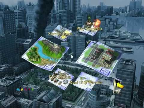 Shockingly Awful SimCity 3000 - High Pollution City - Part 1
