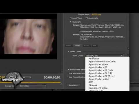 How to Install ProRes Codecs FREE for Mac and Adobe Media Encoder - MindPower009