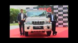 Mahindra Launches the All New Big Bolero Pik-up, its Supreme Workhorse