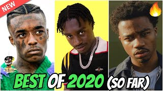 My Favorite Rap Songs of 2020! (So Far)