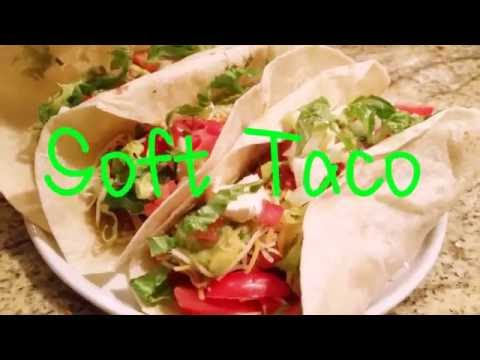 How to make Soft Taco Fast and Easy Tacos Recipes