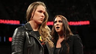 Backstage WWE Reports On Ronda Rousey