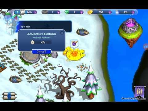 Skylander lost island  part 1