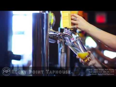 Rocky Point Taphouse - Pub and Restaurant in Port Moody, Beer, Wine and Food