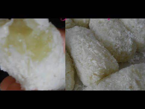Tapioca or Cassava Pudding (Poudine Manioc Mauritian)