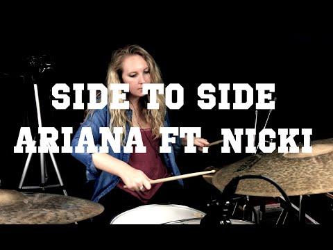 Side to Side | Ariana Grande ft. Nicki Minaj | Jordan West Drum Cover