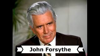 """John Forsythe: """"Der Denver-Clan"""" (1981–1989)"""