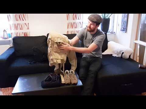 Packing for 3 weeks in South Africa (Cape town, Joburg + Safari)