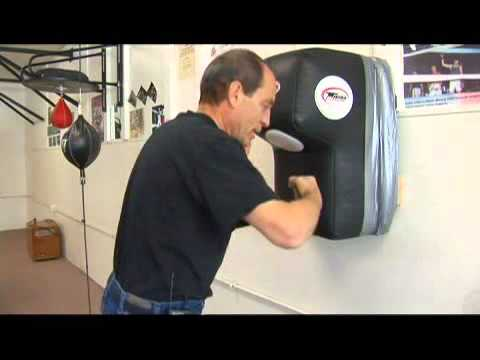 Boxing: Hook Punch Footwork