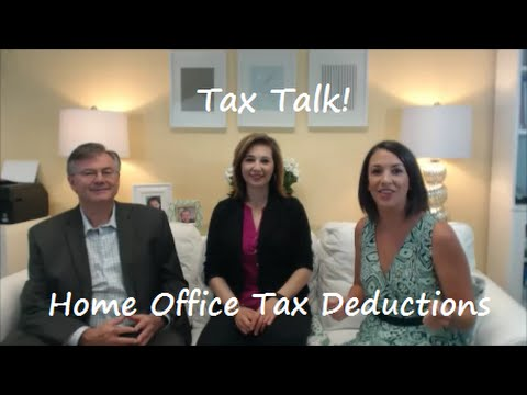 Home Office Tax Deductions - All Up In Yo' Business