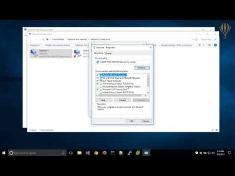 Setting DNS for Windows 7,8,8.1, and 10