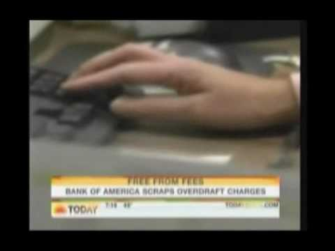 'Today' Praises Bank of America's New Overdraft Policy, Fails to Explore Negative Side