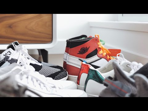 MY SNEAKER COLLECTION! (2018)