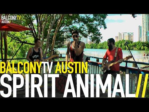 SPIRIT ANIMAL - BST FRNDS (BalconyTV)