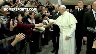 Đức Giáo Hoàng nói về Giáng Sinh: Tôi tin vào Chúa hay tin vào sự an tâm của bản thân?