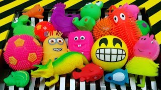 Download Squishy Shredded! Slime Family Toys Destroyed! What's Inside Slime Squishy Toys? Video