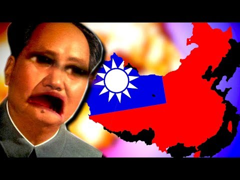 What If Communist China Lost? (Iron Curtain)   Hearts of Iron 4 [HOI4]