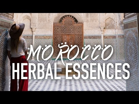 Discovering Morocco with Herbal Essences