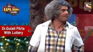 Dr. Gulati Flirts With Lottery - The Kapil Sharma Show