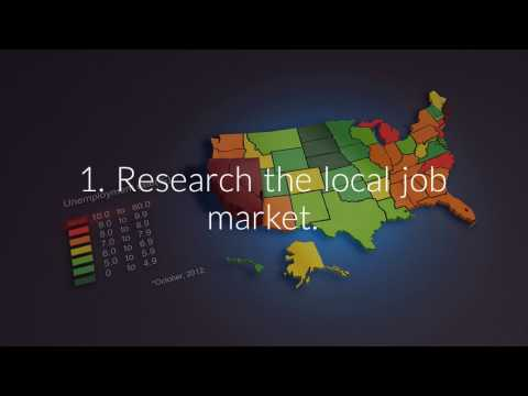 8 Tips On How To Get An Out Of State Job