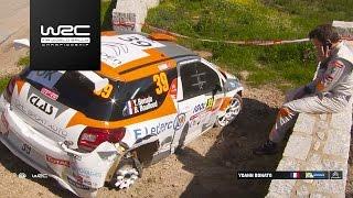 WRC 2 - Tour de Corse 2017: WRC 2 Event Highlights
