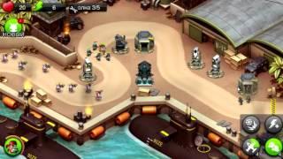 Взлом на монеты и кристалы игры Alien Creeps TD